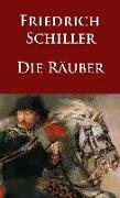 Cover-Bild zu Schiller, Friedrich: Die Räuber (eBook)