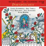 Cover-Bild zu Dornröschen. CD von Grimm, Jacob