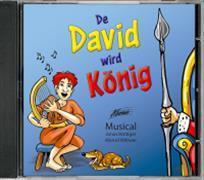 Cover-Bild zu De David wird König von Hottiger, Jonas + Wittwer, Marcel