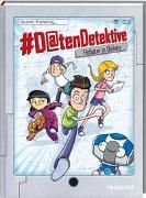 Cover-Bild zu Konecny, Jaromir: #Datendetektive. Band 1. Roboter in Gefahr
