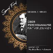 Cover-Bild zu Freud, Sigmund: Über Psychoanalyse (Audio Download)