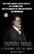 Cover-Bild zu Freud, Sigmund: Sigmund Freud. Gesammelte Werke (Illustrierte) (eBook)