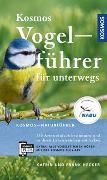 Cover-Bild zu Kosmos Vogelführer für unterwegs von Hecker, Frank