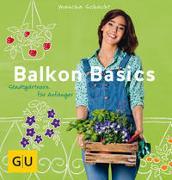 Cover-Bild zu Balkon Basics von Schacht, Mascha