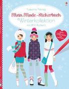 Cover-Bild zu Watt, Fiona: Mein Mode-Stickerbuch: Winterkollektion