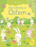 Cover-Bild zu Watt, Fiona: Mein Stickerbuch: Ostern