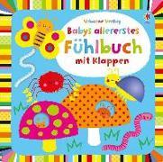 Cover-Bild zu Watt, Fiona: Babys allererstes Fühlbuch mit Klappen