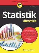 Cover-Bild zu Statistik für Dummies von Rumsey, Deborah J.
