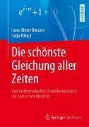 Cover-Bild zu Die schönste Gleichung aller Zeiten von Rinkens, Hans-Dieter