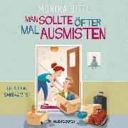 Cover-Bild zu Man sollte öfter mal ausmisten (ungekürzt) (Audio Download) von Bittl, Monika