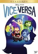 Cover-Bild zu Vice versa -Inside Out von Docter, Pete (Reg.)