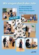Cover-Bild zu Schuh, Karin: Wir singen durch das Jahr - Praxishandbuch