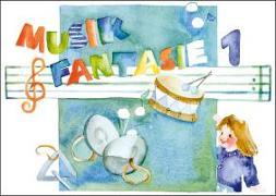 Cover-Bild zu Schuh, Karin: Musik Fantasie - Schülerheft 1