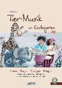 Cover-Bild zu Schuh, Karin: Tier-Musik im Kindergarten