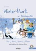 Cover-Bild zu Schuh, Karin: Winter-Musik im Kindergarten (inkl. CD)