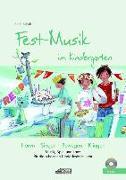 Cover-Bild zu Schuh, Karin: Fest-Musik im Kindergarten