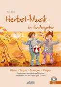Cover-Bild zu Schuh, Karin: Herbst-Musik im Kindergarten (inkl. CD)