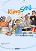 Cover-Bild zu Schuh, Karin: KlingSing - Schülerarbeitsheft