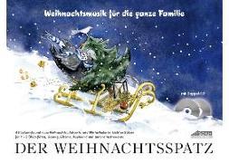 Cover-Bild zu Schuh, Karin: Der Weihnachtsspatz