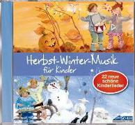 Cover-Bild zu Schuh, Karin: Herbst-Winter-Musik für Kinder