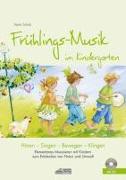 Cover-Bild zu Schuh, Karin: Frühlings-Musik im Kindergarten (inkl. CD)
