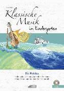 Cover-Bild zu Schuh, Karin: Klassische Musik im Kindergarten - Die Moldau