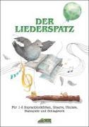Cover-Bild zu Schuh, Karin: Der Liederspatz (Mit Begleit-CD)