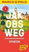 Cover-Bild zu Drouve, Andreas: MARCO POLO Reiseführer Jakobsweg, Spanien (eBook)
