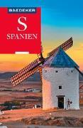 Cover-Bild zu Drouve, Andreas: Baedeker Reiseführer Spanien (eBook)