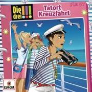 Cover-Bild zu Wich, Henriette: Tatort Kreuzfahrt
