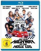Cover-Bild zu Burt Reynolds (Schausp.): Auf dem Highway ist die Hölle los