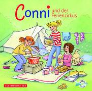Cover-Bild zu Boehme, Julia: Conni und der Ferienzirkus