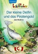 Cover-Bild zu Boehme, Julia: Lesepiraten - Der kleine Delfin und das Piratengold