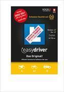 Cover-Bild zu easydriver. Version 2020. Kategorie A und B. CD-Rom mit Theoriebuch DEUTSCH