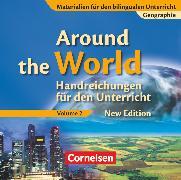 Cover-Bild zu Materialien für den bilingualen Unterricht, Geographie, 8./9. Schuljahr, Around the World, Volume 2, Handreichungen für den Unterricht auf CD-ROM von Fugel, Joan