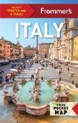 Cover-Bild zu Frommer's Italy (eBook) von Brewer, Stephen
