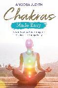Cover-Bild zu Chakras Made Easy (eBook) von Judith, Anodea