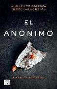 Cover-Bild zu El Anónimo von Preston, Natasha
