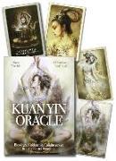 Cover-Bild zu Kuan Yin Oracle: Blessings, Guidance & Enlightenment from the Divine Feminine von Fairchild, Alana