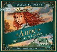 Cover-Bild zu Anne auf Green Gables von Montgomery , Lucy Maud