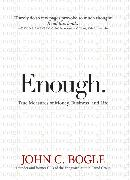 Cover-Bild zu Enough (eBook) von Bogle, John C.