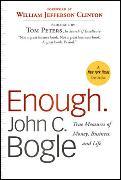Cover-Bild zu Enough von Bogle, John C.