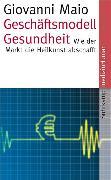 Cover-Bild zu Geschäftsmodell Gesundheit (eBook) von Maio, Giovanni
