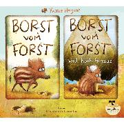 Cover-Bild zu Hergane, Yvonne: Borst vom Forst (Audio Download)