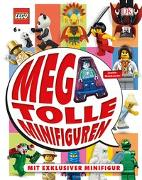 Cover-Bild zu LEGO® Mega-tolle Minifiguren von Lipkowitz, Daniel