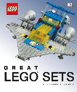 Cover-Bild zu Great LEGO Sets: A Visual History (Library Edition) von Lipkowitz, Daniel