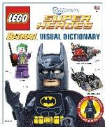 Cover-Bild zu LEGO Batman: Visual Dictionary (LEGO DC Universe Super Heroes) von Lipkowitz, Daniel