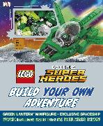 Cover-Bild zu LEGO DC Comics Super Heroes Build Your Own Adventure von Lipkowitz, Daniel
