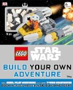 Cover-Bild zu LEGO Star Wars: Build Your Own Adventure von Lipkowitz, Daniel