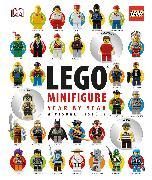 Cover-Bild zu LEGO Minifigure Year by Year: A Visual History von Farshtey, Gregory